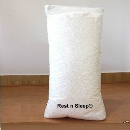 Rest n Sleep Bean Bag Premium Filler Refill Beans 500g Pure  available at amazon for Rs.349