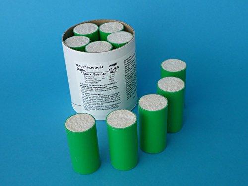 Rauchpatronen PURE AX-60 weiß 5 Stück