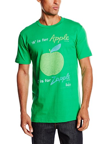 Unknown - A is for Apple, Short sleeve da uomo verde (Green)