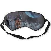 Sleep Eye Mask Astronaut Space Lightweight Soft Blindfold Adjustable Head Strap Eyeshade Travel Eyepatch E10 preisvergleich bei billige-tabletten.eu