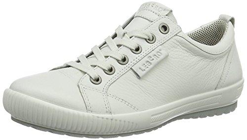 Legero Damen Tanaro Sneaker, Weiß (Weiß 50), 40 EU  (6.5 UK)