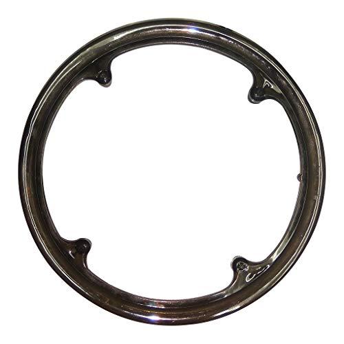 -Ketten Radschutz 42-Tooth Kurbeln Schild Kunststoff-Kettenschutz Ring-Zyklus-Abdeckung ()