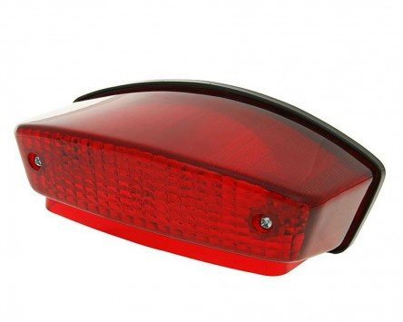 Luce posteriore, compatibile con Derbi, Gilera Malaguti MALAGUTI F12 Phantom 100 (99-00)