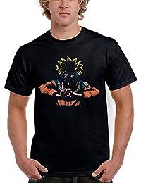 Camisetas La Colmena 1578-Camiseta Naruto - Kage Busin No Jutsu (Legendary P,