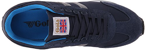 Gola Boston, Sports en extérieur homme Bleu - Blue (Navy/Grey/Blue)
