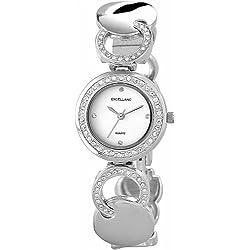 Excellanc Ladies'Watch XS Analogue Various Materials 152522500010 Quartz