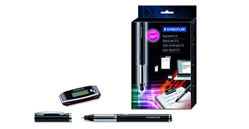 Staedtler 990 02 Digitalstift 2.0 einfachste Digitalisierung der eigenen Handschrift