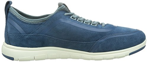 Geox U Xunday 2fit B, Low-Top Chaussures homme Bleu (Avio)