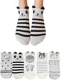Sockenpantoffeln Frauen Boot Socken Dreidimensionale Socken Cartoon Kleine Tier Niedrige Hilfe Socken Baumwolle Unsichtbaren Flachen Mund Frauen Socken Unterwäsche & Schlafanzug