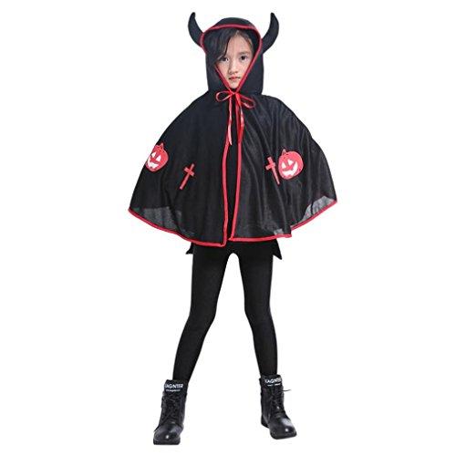 HUKZ Halloween Erwachsene Kinder Baby Cape Vampir Kostüm -