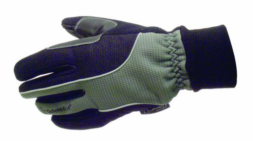 OUTEREDGE AEROTEX   GUANTES  TAMAÑO S  COLOR NEGRO / GRIS