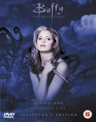 Buffy the Vampire Slayer: Season 1, Episodes 1-12 (Collectors Edition) [DVD] [1998] by Sarah Michelle Gellar