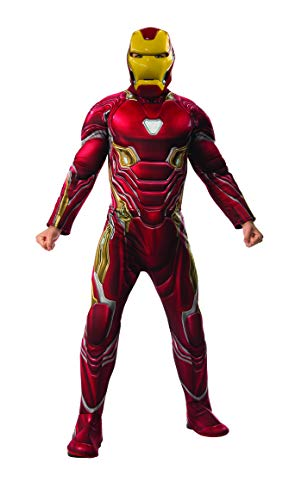 INFINITY War – costume Iron Man IW ad (Rubies 820996-std)