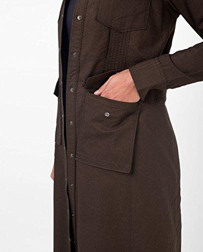 Silk Route - Vestito - Donna Brown X-Large 54 UK