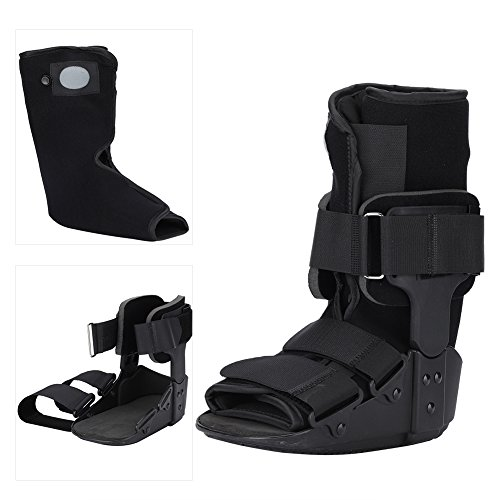 11 Zoll Knöchel Fuß Orthese, Airbag Achillessehne nach Operation Knöchel Fraktur Behandlung Fix Support Tool (S/M / L)(M(40-43码))