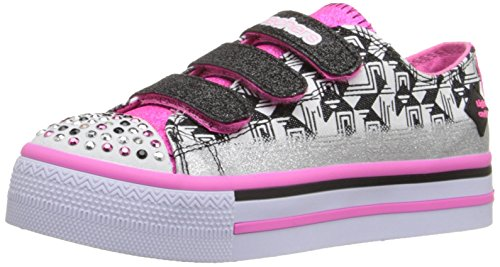 Skechers Dazzle up Tippy Toes Twinkle Toes, Mädchen Pink