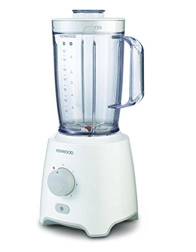Kenwood BLP400WH Batidora, vaso termoresistente, 650 W, 2 litros, Plástico, 3 Velocidades, Blanco