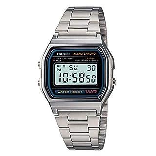 Casio Armbanduhr A158WA-1DF