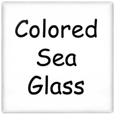 3dRose ct_39654_1 Fliese aus grünem Glas, Keramik, 10 cm, Blau und Meer - Meer-glas-fliese