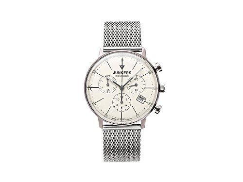 Junkers Women's Quartz Watch with Chronograph Quartz Stainless Steel 60895 M