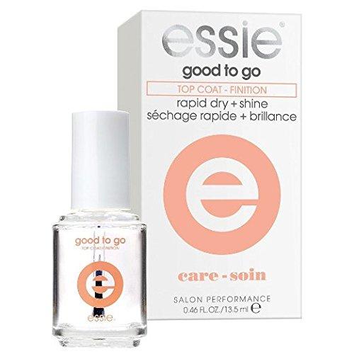 Essie Vernis à Ongles Top Coat Good to Go + Shine Vernis...