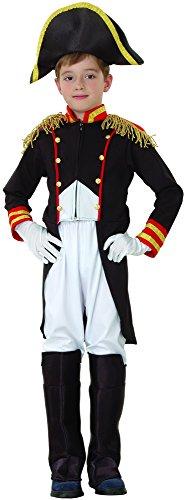 Costume da Napoleone per bambino 8/9 anni -