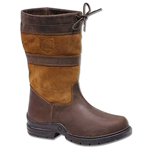 Waldhausen Horse Riding Ladies Men Waterproof Country Leather Walking Outdoor Boots.