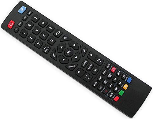 Ersatz Fernbedienung für Blaupunkt LCD LED 3D TV Fernseher