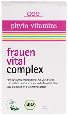 GSE: Frauen Vital Complex