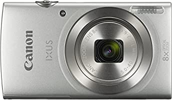 Canon IXUS 175 Taschenformat Digitale Kompaktkamera silber