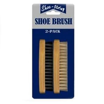 Woly Pure Bristle Brush Pair
