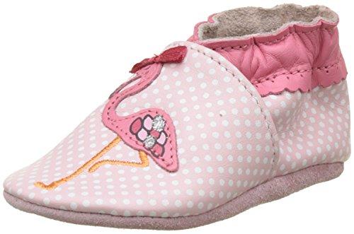 Robeez Pink Flamingo, Chaussons bébé Fille
