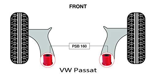 PSB Push Passat (05-14) Kit de bagues avant Wishbone arrière - PSB160