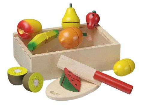 new-classic-toys-nw0581-frutta-da-tagliare-con-asse-e-coltello-in-legno