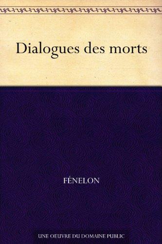 Couverture du livre Dialogues des morts