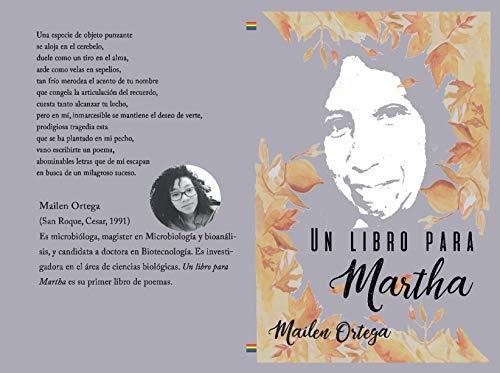UN LIBRO PARA MARTHA por Mailen Ortega Cuadros
