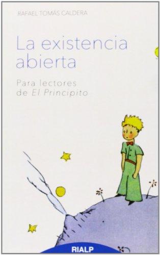 La Existencia Abierta (Bolsillo) por Rafael Tomás Caldera Pietri