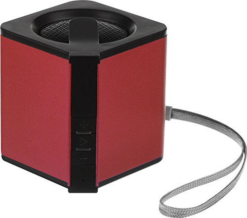 SOUND2GO MUSIC 44 - Bluetooth 3.0  Lautsprecher mit Freisprecheinrichtung - rot