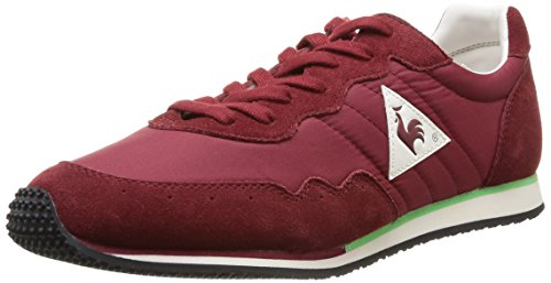 Le Coq Sportif Milos Vintage Nylon, Baskets mode mixte adulte