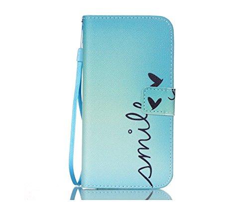 Yooky Samsung Galaxy S7 Edge Case Schützt Mappen Kasten Hülle, Metall Vögel kratzfeste PU lederner magnetischer Schlag Abdeckung mit Kartensteckplätze und Handschlaufe Tasche Cover Fall für Samsung Ga Style 3