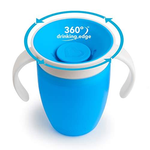 Munchkin Miracle 360Trinklernbecher, 207 ml, 2er-Pack - 2