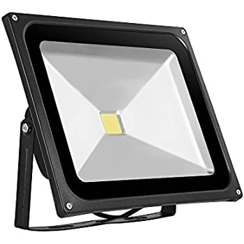 amzdeal 20w projecteur ext rieur led avec d tecteur de mouvement clairage ext rieur pour. Black Bedroom Furniture Sets. Home Design Ideas