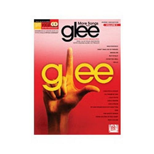 HAL LEONARD mehr Songs von glee-pro Vocal in Frauen-Edition Volumen # 9(Buch und CD) (Glee Musik-buch)