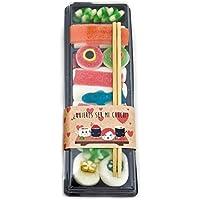 San Valentin. Sushi de chuches M. Quieres ser mi Chuchi.
