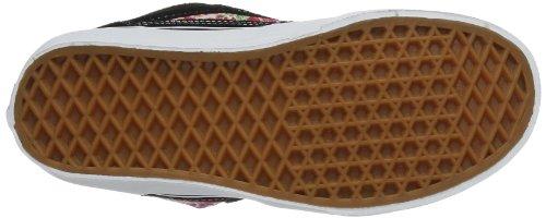 Vans U HALF CAB VUC8B8I Unisex-Erwachsene Sneaker Schwarz ((Multi Floral))