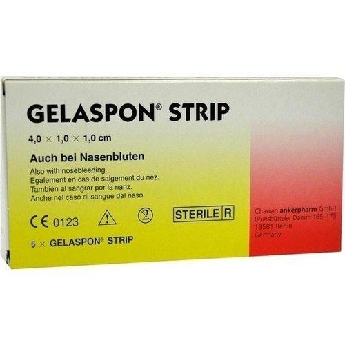 Gelaspon Strips, 5 St