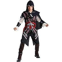 Assassins Creed: Ezio Deluxe Adult Fancy dress costume Large