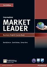 Market Leader Coursebook (with DVD-ROM incl. Class Audio) (Market Leader Intermediate)