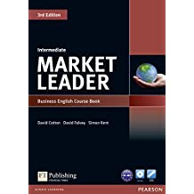 Market Leader Coursebook (with DVD-ROM incl. Class Audio) (Market Leader Intermediate)