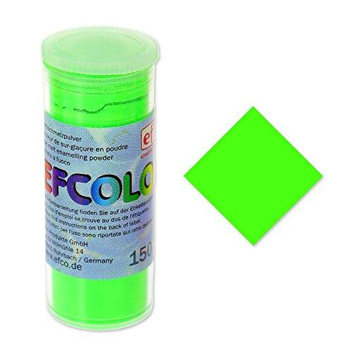 poudre-de-sur-glacure-efcolor-vert-fluo-x10ml